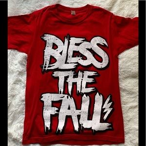 Bless The Fall From Warped Tour T-shirt